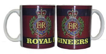Royal Engineers Mug